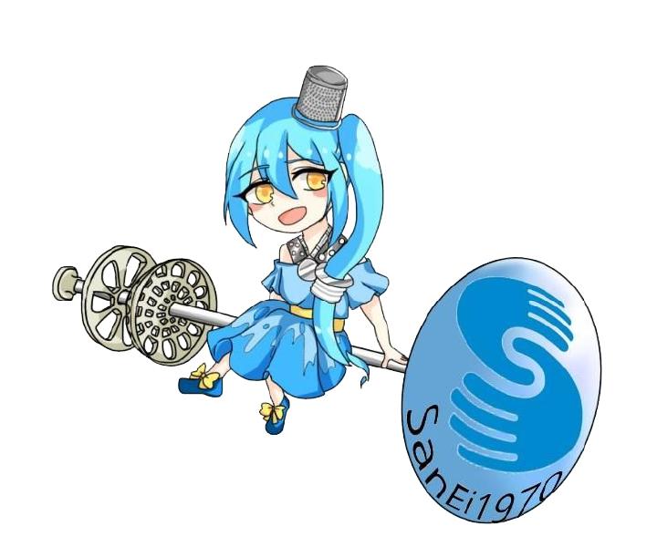 三栄金属製作所 キャラクター